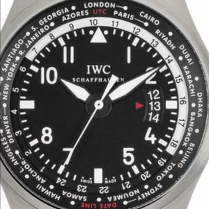 IWC Worldtimer